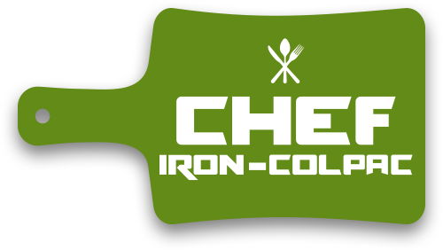 Chef iron colpac